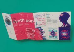 20 Minimalist & Typographic Brochure Designs