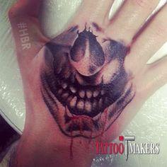 #tattoomakers #tattoo #kyiv #HBR #тату #Киев #фотоотчет #skull #череп