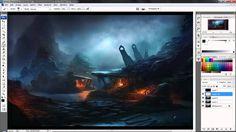 Timelapse Digital Painting -001-