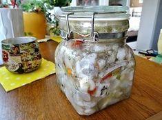 Pepřenky z ryb » Rybářský rozcestník Food And Drink, Jar, Canning, Decor, Decoration, Decorating, Home Canning, Jars, Glass
