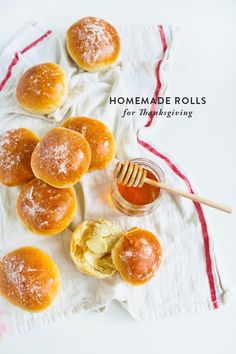 Homemade Rolls- Thanksgiving
