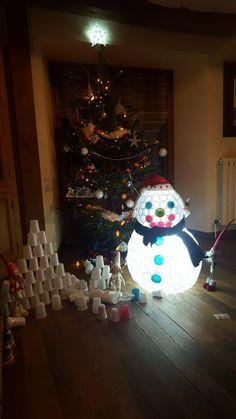 [Actualité] Les lutins de noel et le bonhomme de neige - Papa à la maison @Papalamaison