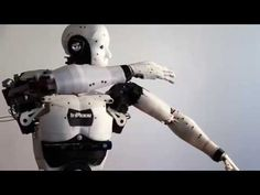 InMoov – the open source 3D printed robot   Meccanismo Complesso