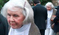 Doris Day dons a 'D' necklace for her 90th birthday bash in Carmel http://dailym.ai/PNHREG