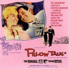 Pillow Talk - Starring Doris Day & Rock Hudson