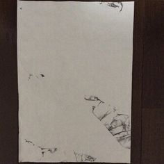 #WORK 006 JAN, 2015 297x210mm #pencil on #paper #abstract #drawing by #Satoshi  [tag] #beauty #simple #blank #space #void #indication #trace #deficiency #shading #foggy #shabby #vintage #patina #minimal #blur #snow #missing #oxidation #stain #空 #間 #余白 #濃淡