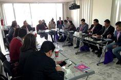 Se realizó una reunión de trabajo entre la Secretaría Ejecutiva del Órgano Implementador en la entidad con los enlaces de las instituciones operadoras del Sistema de Justicia Penal Acusatorio, Adversarial ...