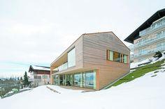Haus B in Zwischenwasser / Dietrich|Untertrifaller Architekten