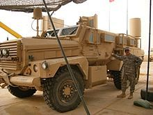 Mine-Resistant Ambush Protected (MRAP)