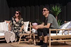 Terrasseinspirasjon: Barbeint sommer, uten en flis - Byggmakker Beach Club, Drill, Pergola, Hole Punch, Drills, Arbors, Drill Bit