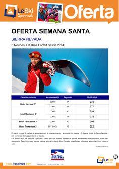 SIERRA NEVADA Especial Semana Santa 3 noches + 3 días de forfait desde 235€ ultimo minuto - http://zocotours.com/sierra-nevada-especial-semana-santa-3-noches-3-dias-de-forfait-desde-235e-ultimo-minuto/