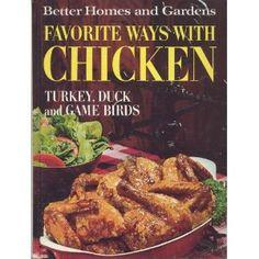 Favorite Ways with Chicken (own)
