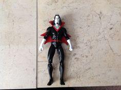 Marvel Universe Spider-Man Series Morbius figure Hasbro Legends 3.75