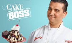 Cake Boss - Ο άρχοντας της τούρτας! — COOKING network