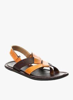 best website a7291 dee08 Sandals for Men - Buy Men Sandals Online in India