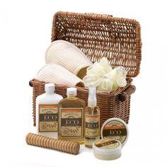 Spa Pleasure Vanilla Ginger Spa Basket