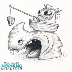 Chris Ryniak - Morning Scribbles Mehr