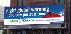 NW Natural Smart Energy: Billboard