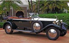 Rolls-Royce Phantom I Torpedo Tourer (1928)