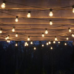 The Way To Cling Patio Lights   Christmas Lights, And So Forth
