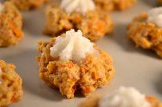 Carrot-Cake-Cookies vegan