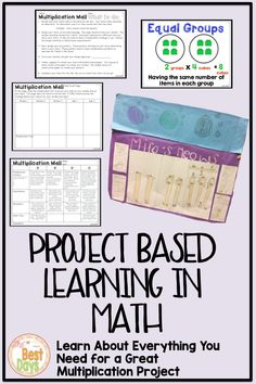 Multiplication Mall to Prove Multiplication Strategies Success! Problem Based Learning, Inquiry Based Learning, Project Based Learning, Multiplication Strategies, Third Grade Math, Fourth Grade, Math Graphic Organizers, Math Workshop, Workshop Ideas