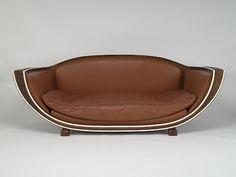 Sofa  c.1927  VMFA