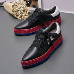 #chiko #chikoshoes #shoes #fashion #fashionable #style #lookbook #fall #winter #autumn #new #best #streetstyle #chic #trend #streetfashion #flatforms #oxfordshoes #oxford #red #grungy #sneakers #2018 #edgy #spring