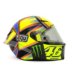 Agv PistaGP V.Rossi 2013 by Drudi Performance & DiD Design