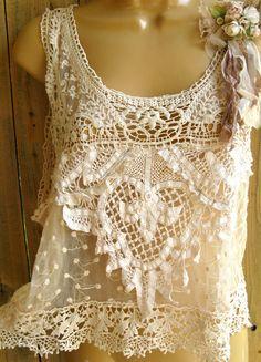 ❦ Exquisite Lace Camisole