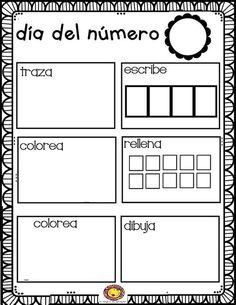 Numicon, Dual Language, Preschool Math, School Hacks, Worksheets, Activities For Kids, Homeschool, Teacher, Classroom
