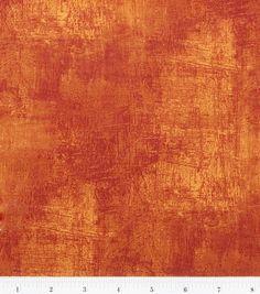 Legacy Studio Fabric Revelation Etching RustLegacy Studio Fabric Revelation Etching Rust,