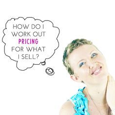"""The simple secret to pricing your product or service... """"Let there be an equal exchange of energy"""" Read this post by Leonie Dawson."""
