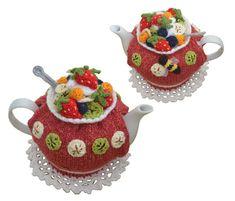 Früchte Tee Kannenwärmer