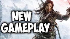 NEW Rise of the Tomb Raider Gameplay Walkthrough