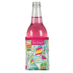PURSELADYTOO - Lilly Pulitzer Koozie , $6.00 (http://www.purseladytoo.com/lilly-pulitzer-koozie/)