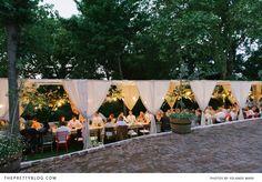 Anria & Steffen's Secret Garden Celebration   Real weddings   The Pretty Blog