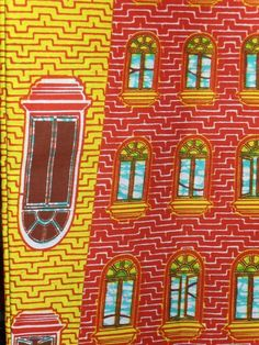 Vlisco African Print Fabric