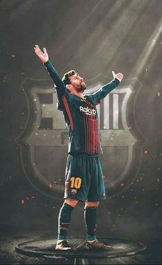 always messi