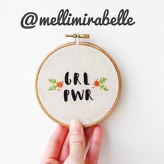 180 отметок «Нравится», 6 комментариев — kate beardmore (@tuskandtwine) в Instagram: «Give away closed! Congrats @mellimirabelle ✨DM me your address and I will post your GRL PWR hoop to…»