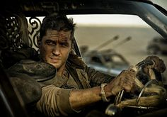 Tom Hardy - Mad Max Fury Road