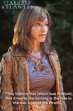 Teyla Emmagan | Stargate: Atlantis