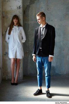 """BEDWIN & THE HEARTBREAKERS 2014 Spring/Summer """"Don't Ask Why"""" Lookbook"""