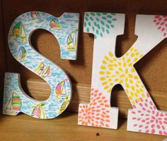 these letters are so beautiful!