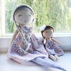 Sending these lovely ladies off to their new home today! 💌 Traveling is so much more fun with a friend. 😄✈️🌏 Also, make sure you check out the #wildforestgiveaway a few posts back for a chance to win one of seven amazing dolls! Follow these makers and see original post for details about additional entries.  @miabethdolls  @critterwood_creations  @mischiefmountain  @littlemissvivdolls  @pinkvioletdolls  @birdieandmudge  @afewlovelythingsshop