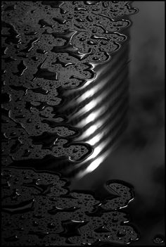 Black, Pattern, Texture, Liquid, Design, Designer Inspiration, Inspiration, Bar Napkin Productions