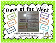 Teaching-Preschoolers Shop - | Teachers Notebook