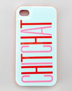 chit chat / kate spade... Dear Kate Spade, please make all of your phone cases available for Droid Razr. K thanks