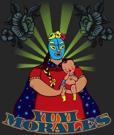 A Latin American Illustrator, Yuyi Morales