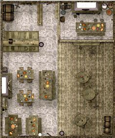 Basic Tavern-Dramascape